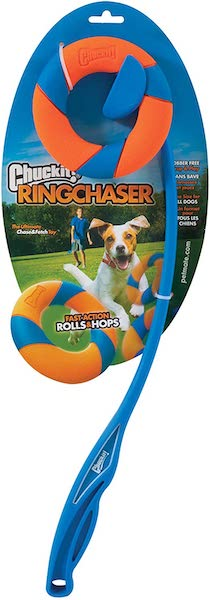 Chuckit Ring Chaser toy