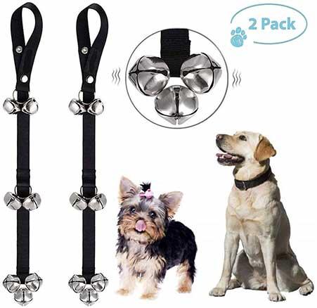 Notable Dog Door Potty Bells