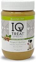 Hyper Pet IQ Peanut Butter Treat Spread for Dogs