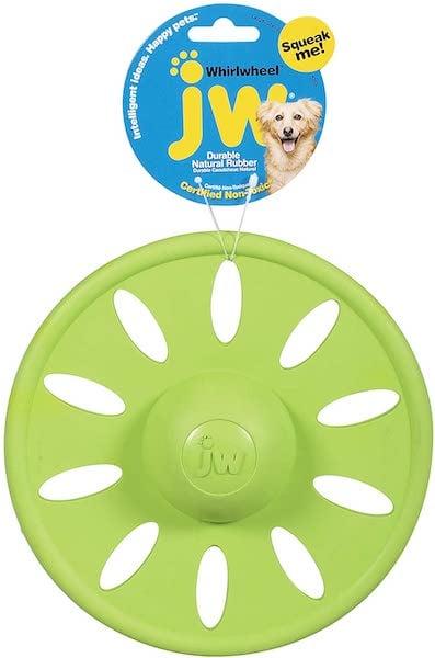 JW pets Whirlwheel Dog Frisbee Disc