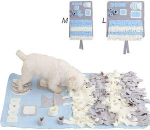 difflife snuffle mat for dogs