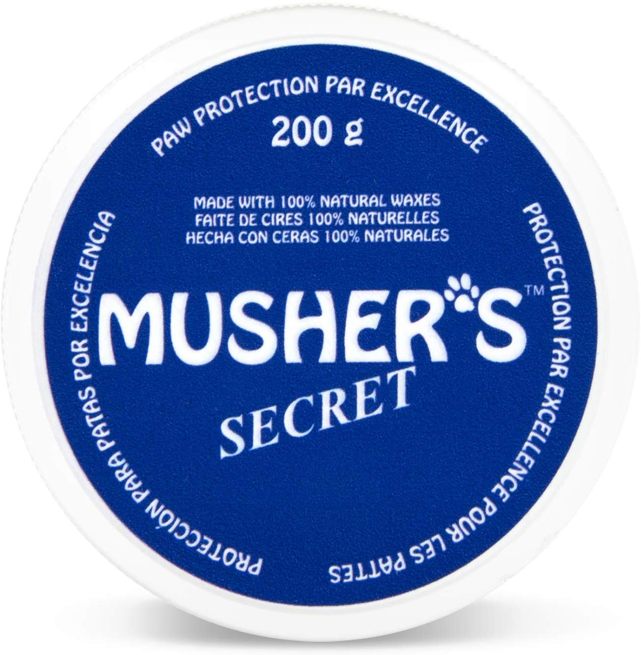 musher's secret paw wax for dogs