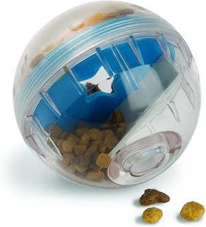 pet zone IQ dog treat ball