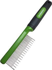 cat shedding comb