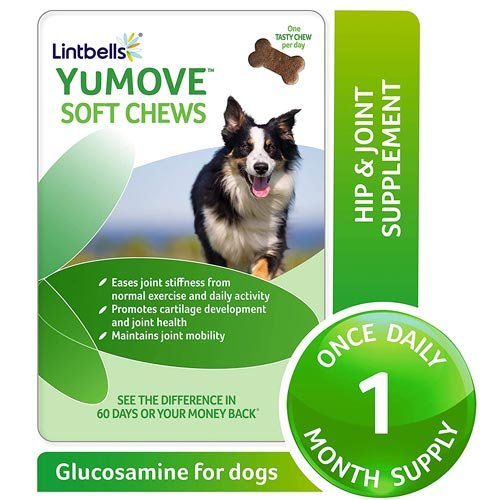 YuMOVE Soft Chews Hip and Joint Dog Supplement