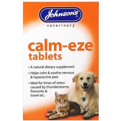 Calm eze supplement for dogs