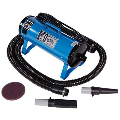 k9 II dog grooming dryer