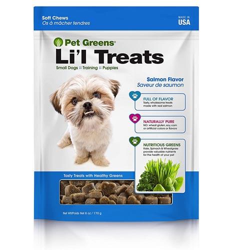 Pet Greens Lil Soft Chew Treats