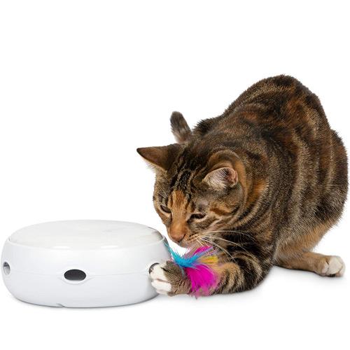 Ambush Interactive Feather Cat Toy