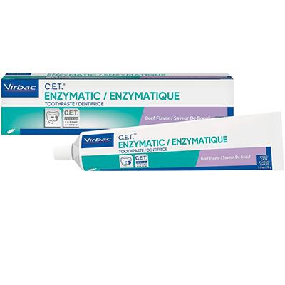 Virbac CET Enzymatic Pet Toothpaste