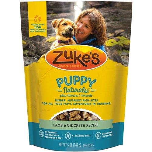Zukes Puppy Naturals Dog Treats