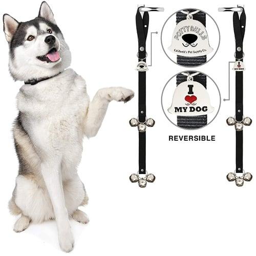Caldwells Dog Potty Training Doorbells