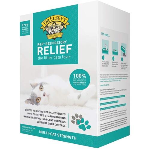 Dr. Elseys Respiratory Relief Cat Litter