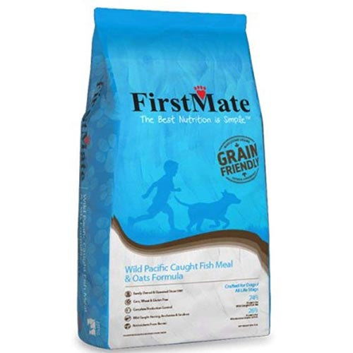 firstmate salmon dry dog food