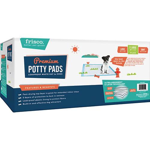 Frisco Potty Training Pads