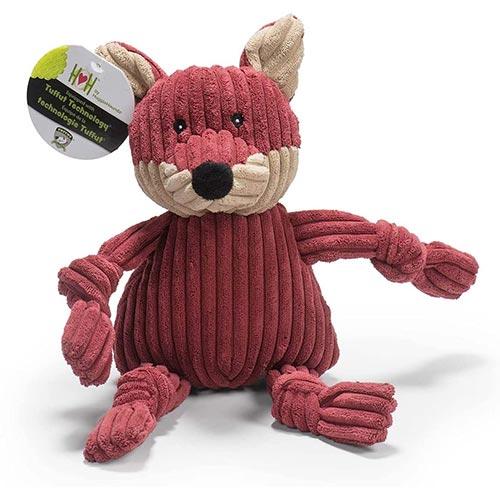 hugglehounds knottie dog toy