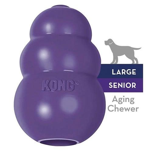 KONG Senior Dog Chew Toy