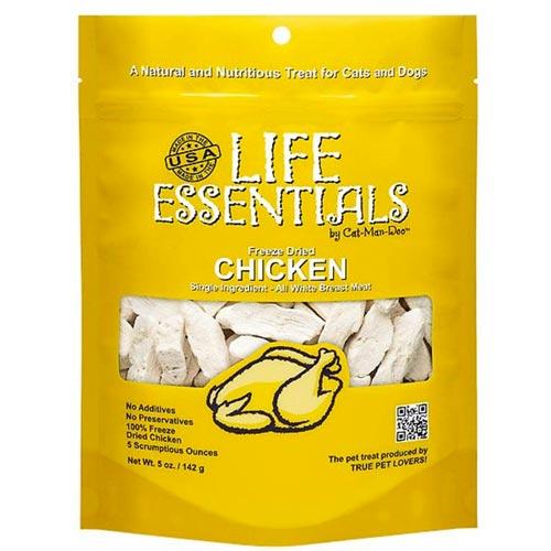 Life Essentials Freeze Dried Chicken Pet Treat