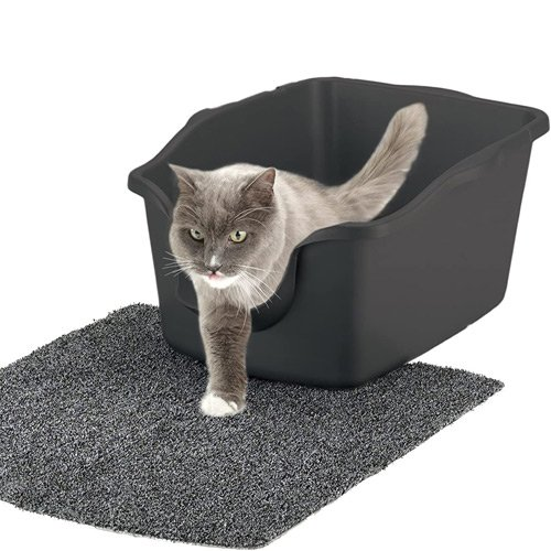 Natures Miracle Just For Cats Advanced High Sided Cat Litter Box