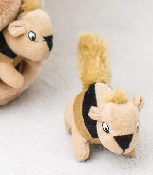 outward hound replacement stuffed squirrels