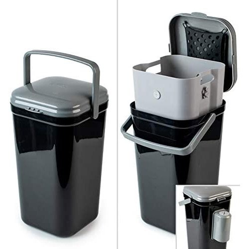 PetFusion Portable Dog Waste Station with Deodorizer