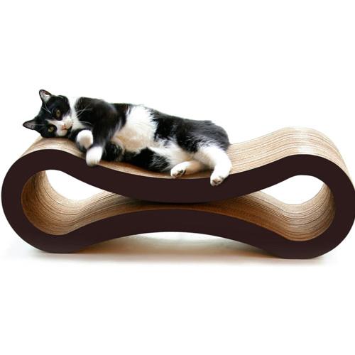 Ultimate Cat Scratcher Lounge