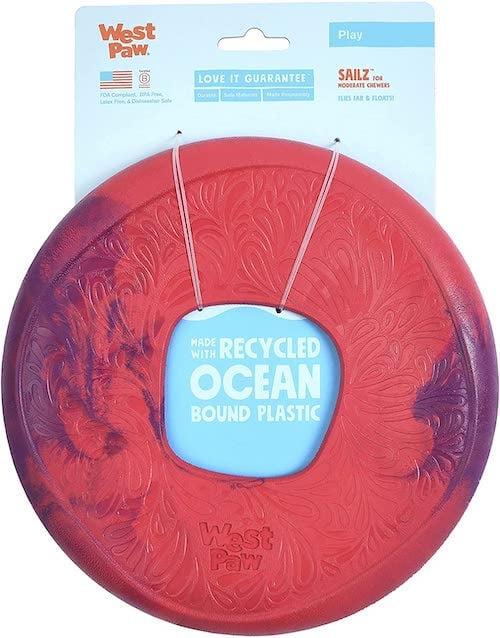 West Paw Sailz Dog Disc