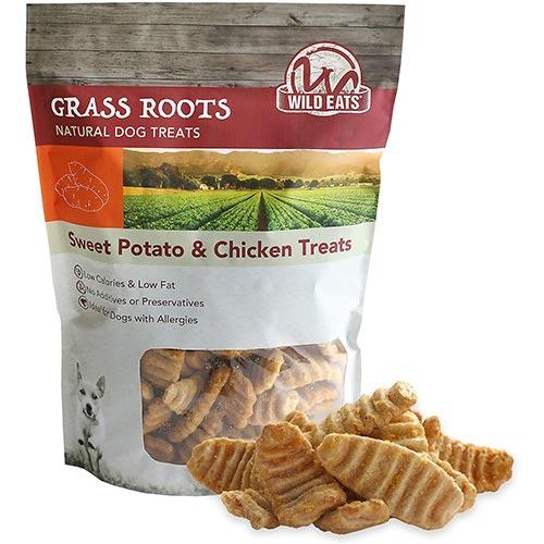 wild eats sweet potato treats
