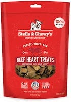 Stella and Chewys Beef Heart Treats